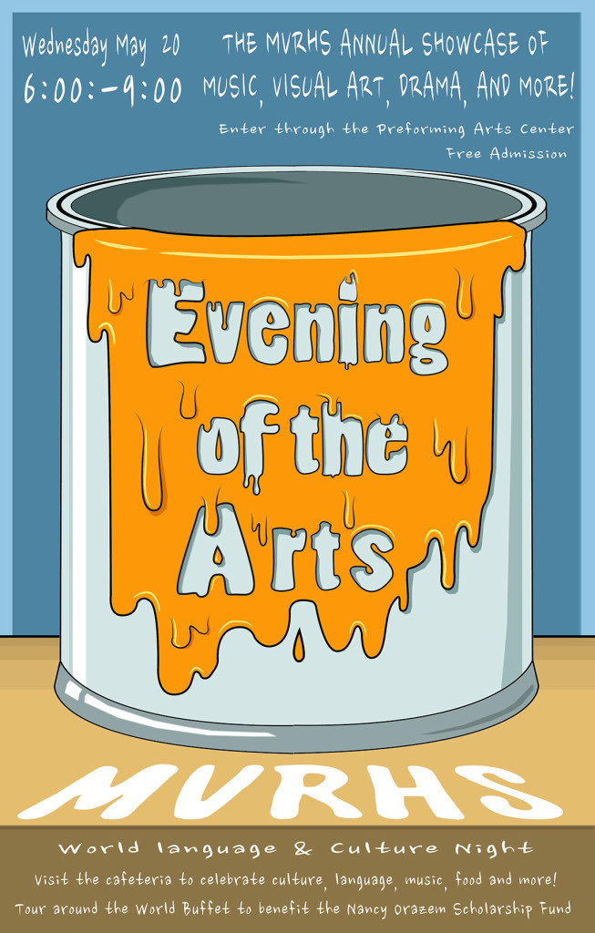 Evening of the Arts & World Culture Night